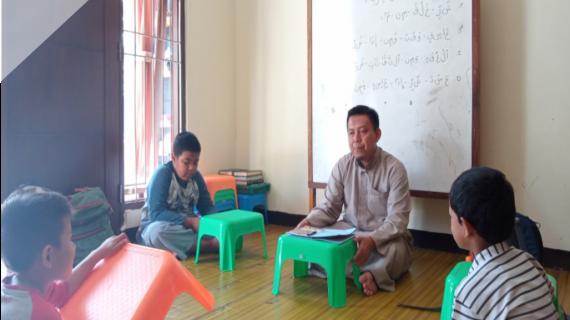 Perpanjangan Sewa dan Operasional Rumah Qur'an BILAL TAFAQUR CIRACAS