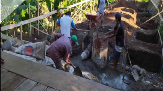 Pembangunan Rumah Yatim dan Dhuafa